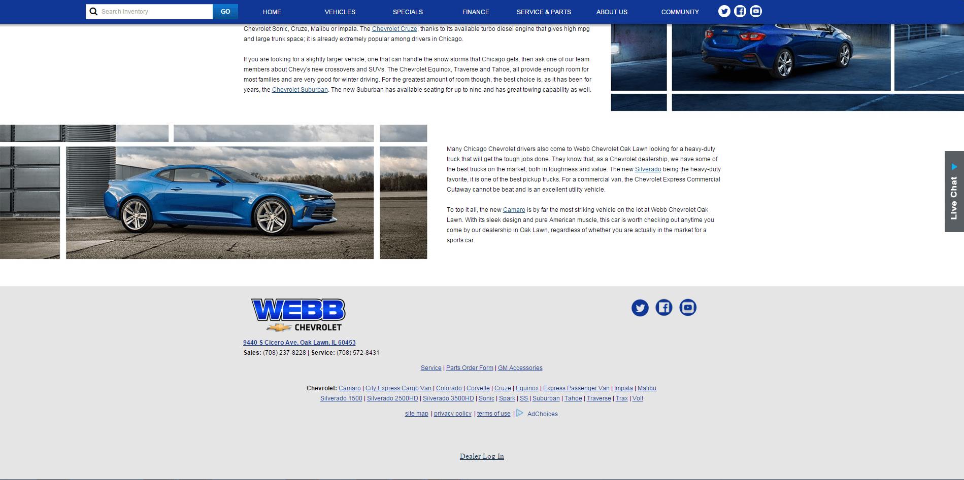 Webb Chevrolet (After) 1.5