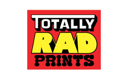 Totally Rad Prints Logo