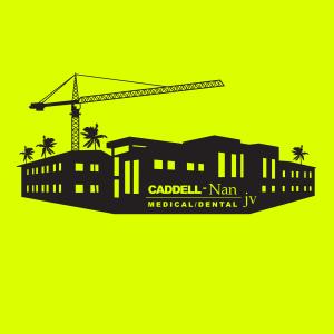 Caddell-Nan Construction Workers Shirt Design