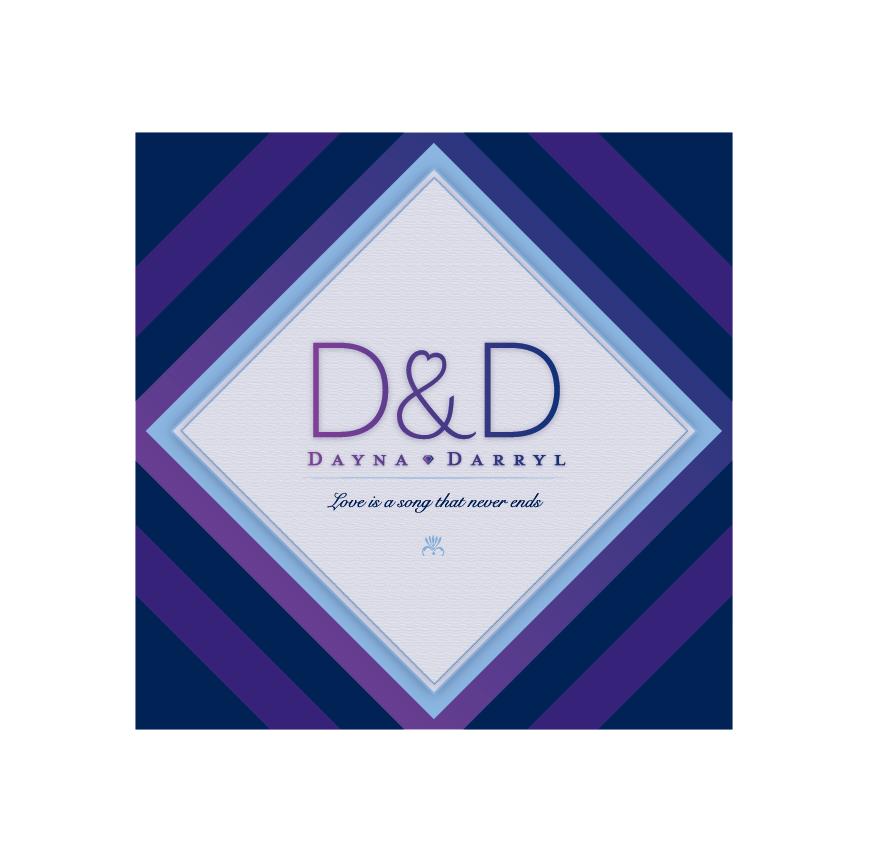 D & D Colored Print