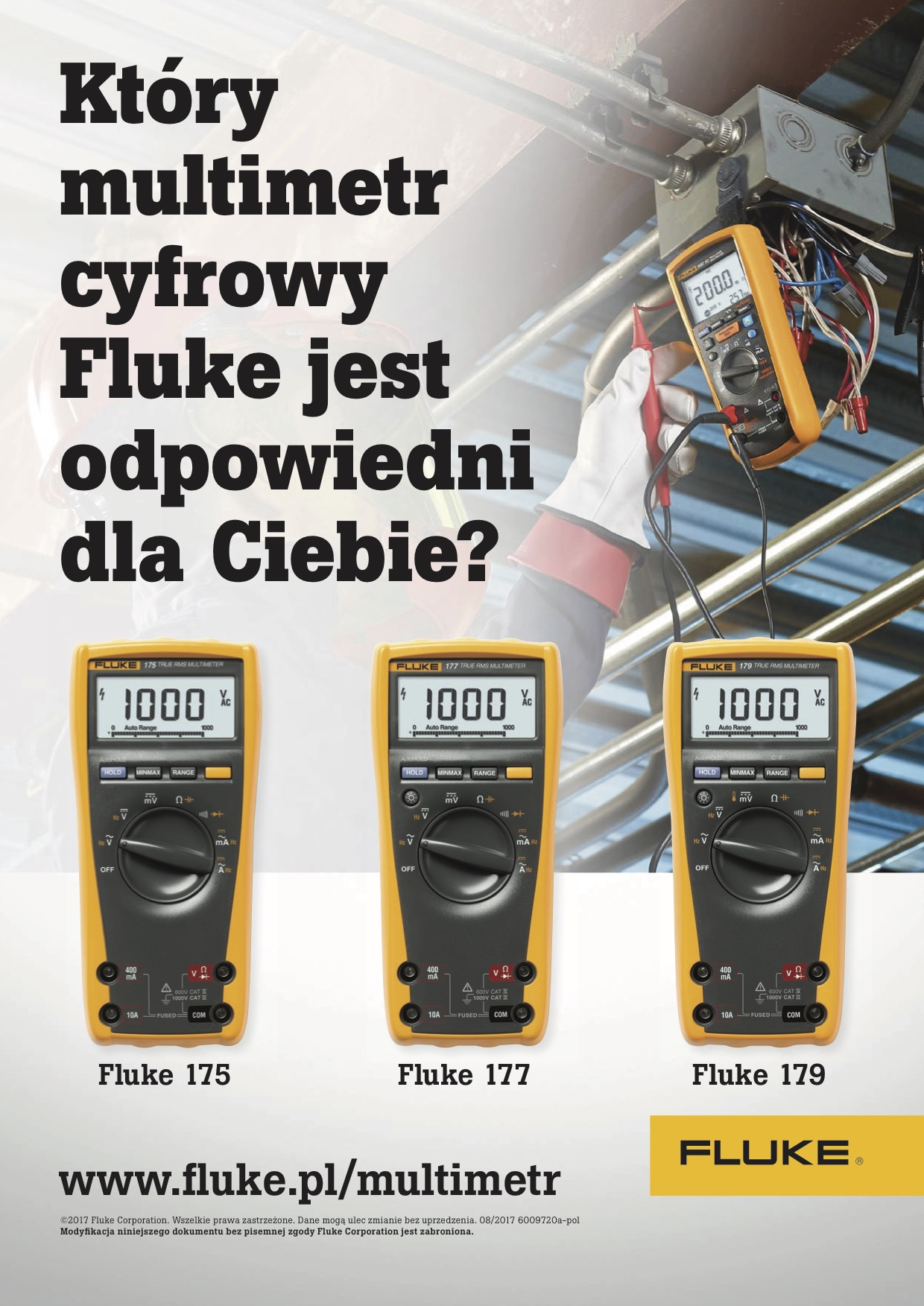 Polish Digital Multimeter Ad