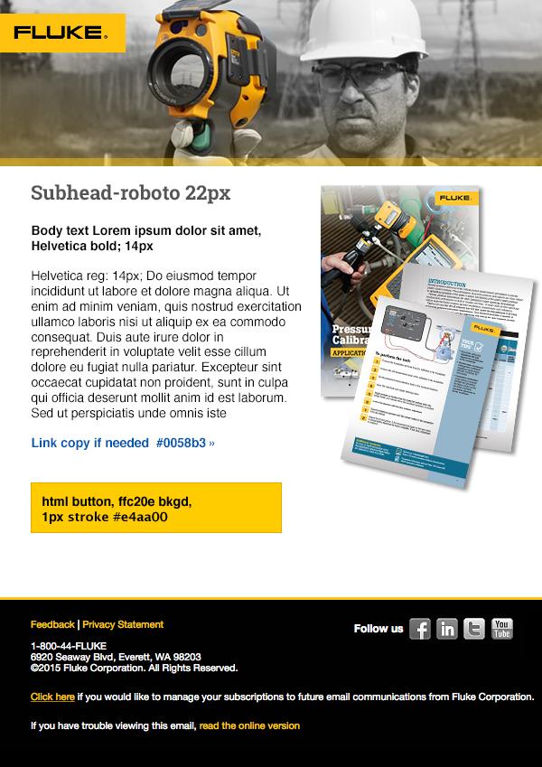 Ti Lens Promo Email Mockup