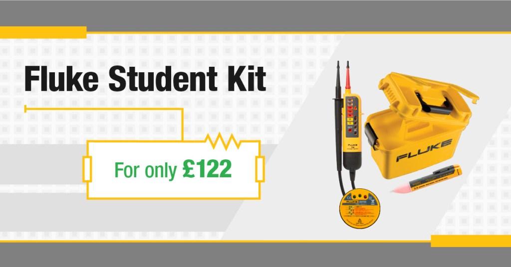 Fluke Electricians Starter Kit, Europe Campaign Facebook Ad
