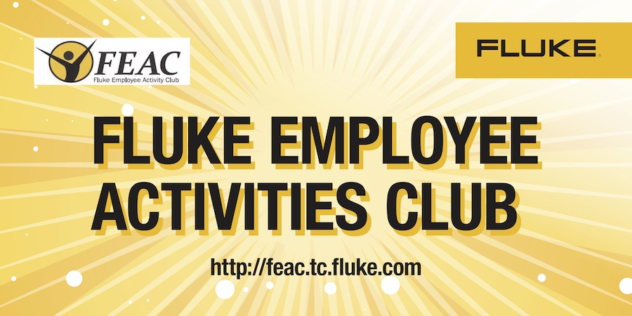 Fluke Day 2017 FEAC 2x4 ft banner