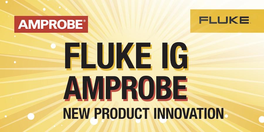 Fluke Day 2017 Fluke IG & Amprobe 2x4 ft banner