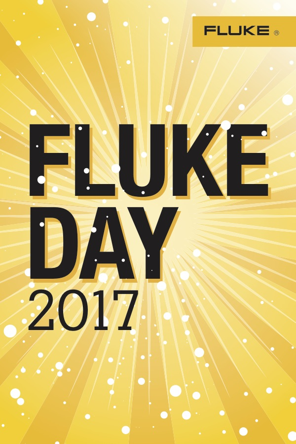 Fluke Day 2017 Passport Cover