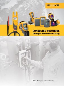 Fluke/Grainger Catalog Cover