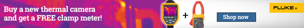 Fluke TiS75/376 Promo, External Web Banners
