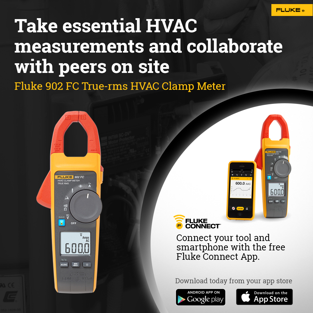 Fluke Product Web Banners for Amazon