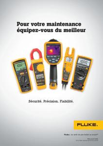 Fluke French Ad