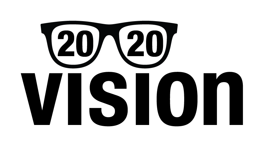 20/20 Vision Lockup