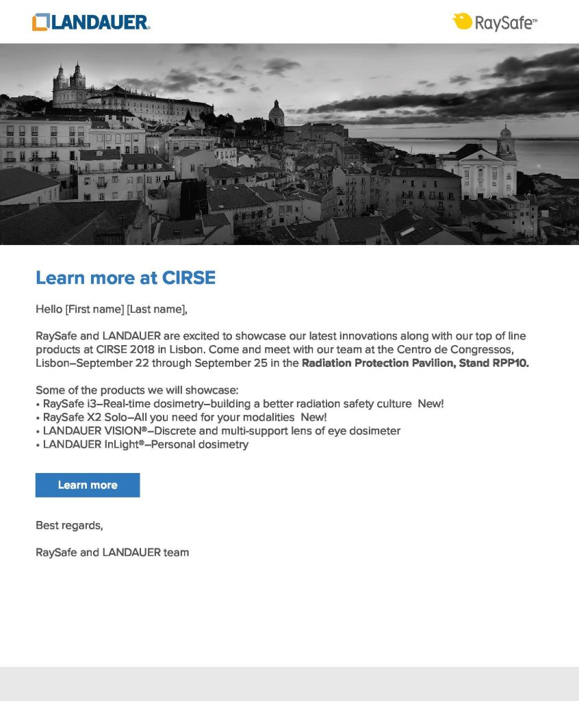 CIRSE Email