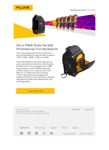 TiS50/TiS75 + Free Backpack Promo Email