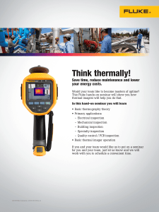 Think Thermally Flyer