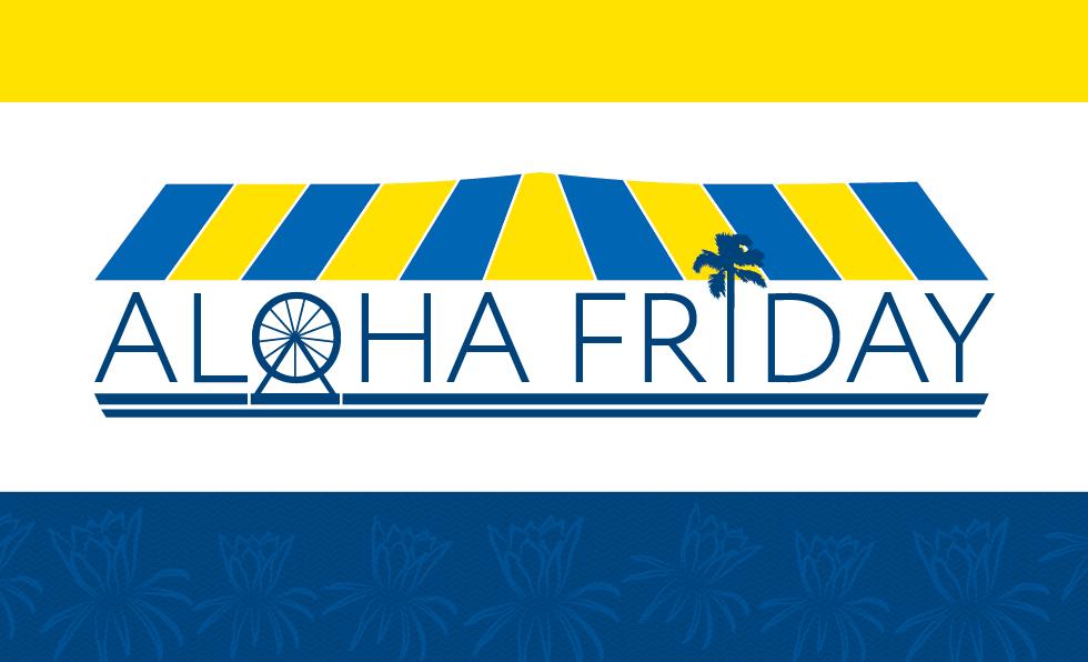 Carnival Aloha Friday