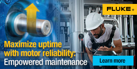 Motor Reliability Maintenance External Banners