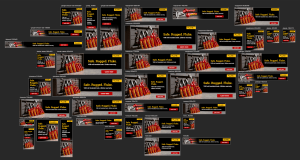 Insulated Hand Tool External Web Banners Suite