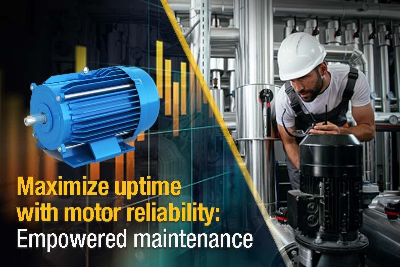 Motor Reliability Concept 3 Maintenance