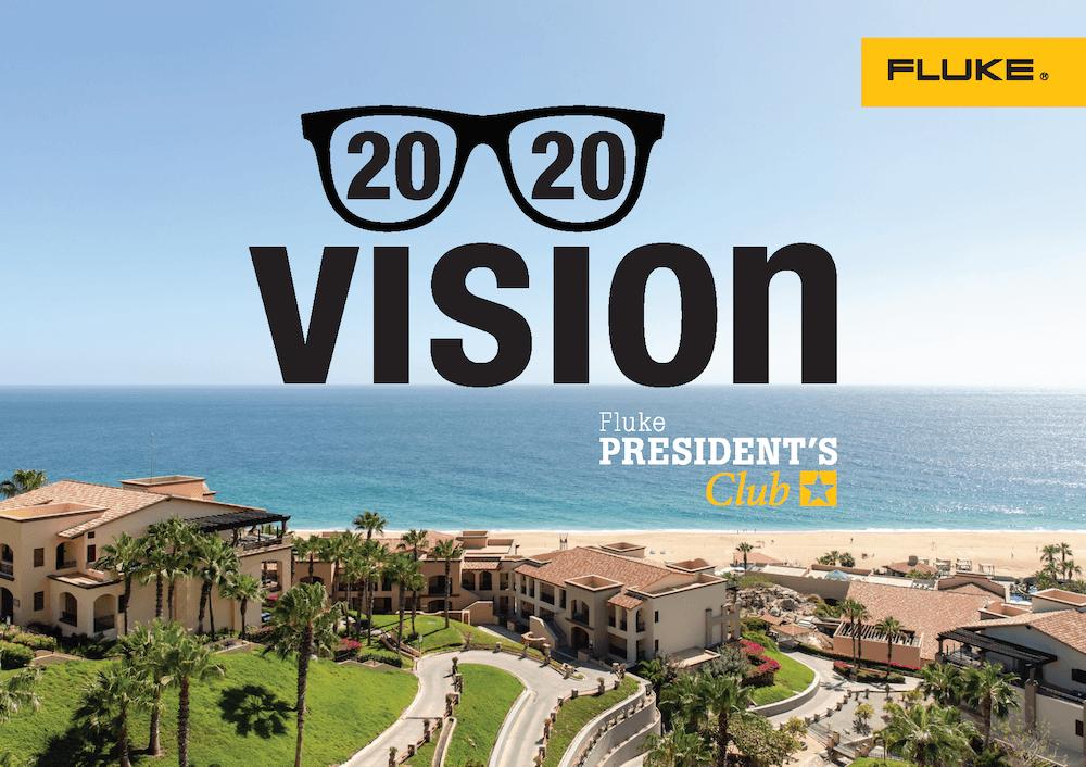 2020 Vision Postcard