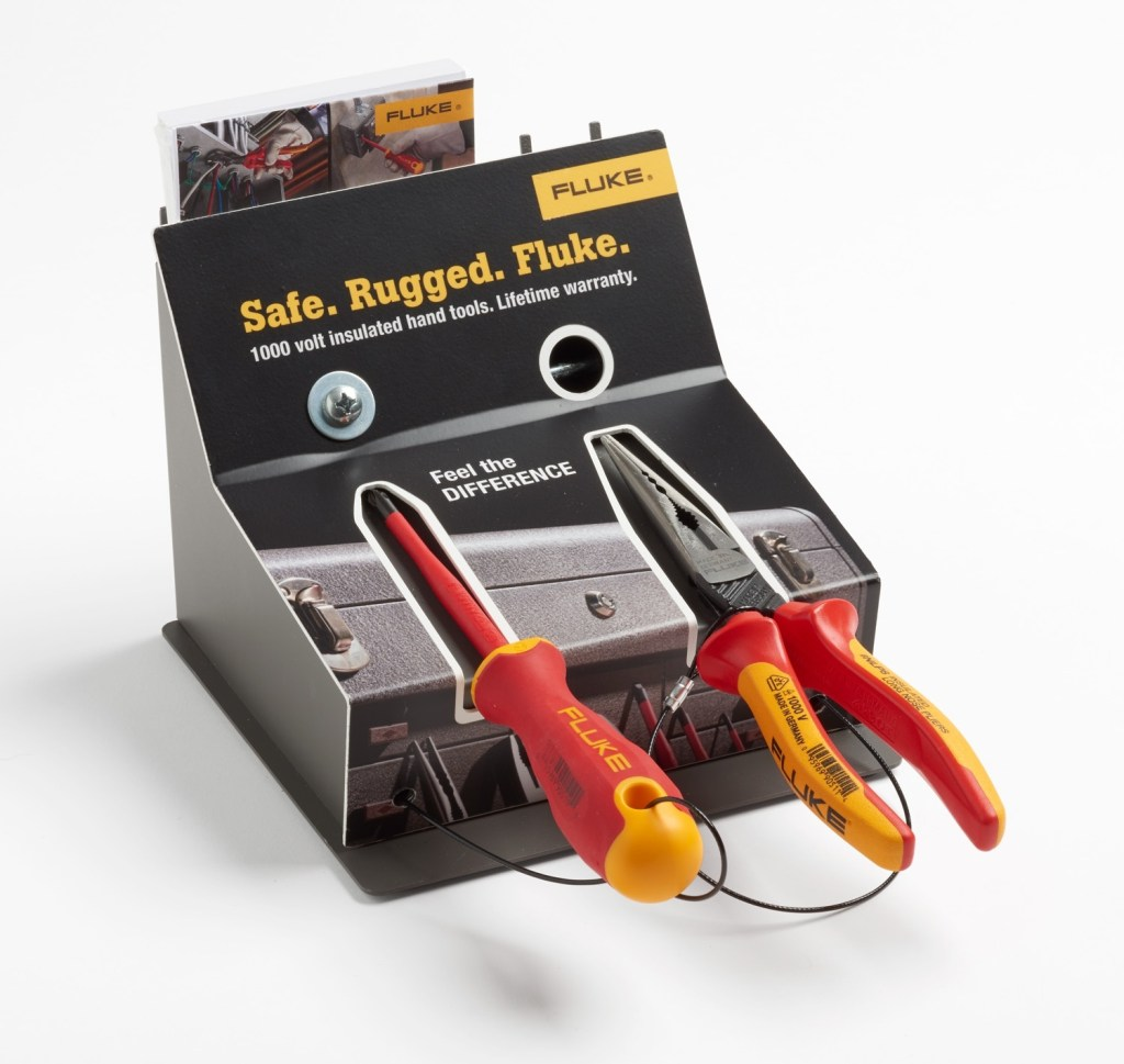 Insulated Hand Tools POP Counter/Wall Display