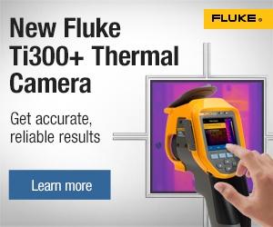 Fluke Ti300+ Web Banners