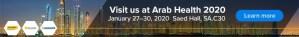 Arab Health 2020 Web Banners