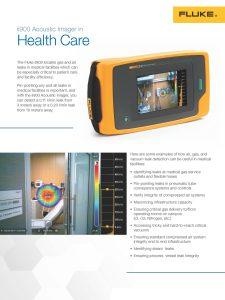 ii900 Healthcare Flyer