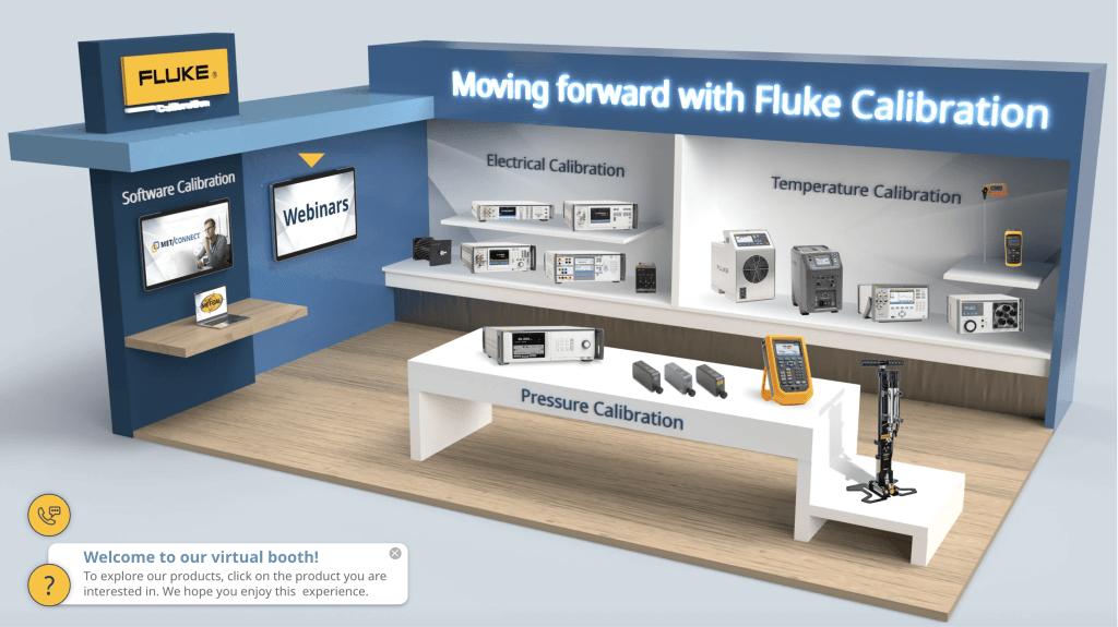 FCAL Virtual Interactive Trade Show Booth