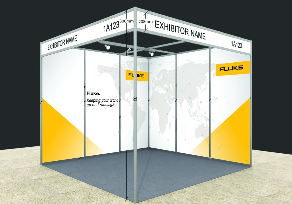MEEE 2019 Booth Graphics
