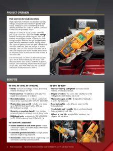 Fluke T6/T5 Sales Guide