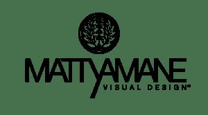 Matt Yamane Visual Design logo