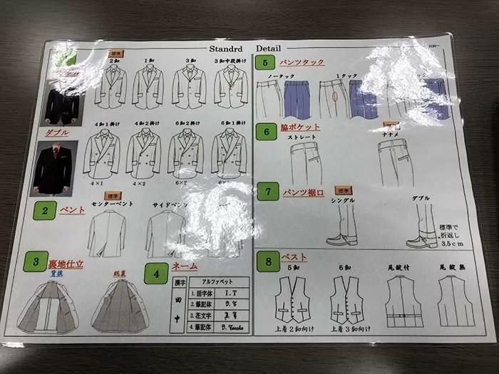 埼玉県民共済紳士服