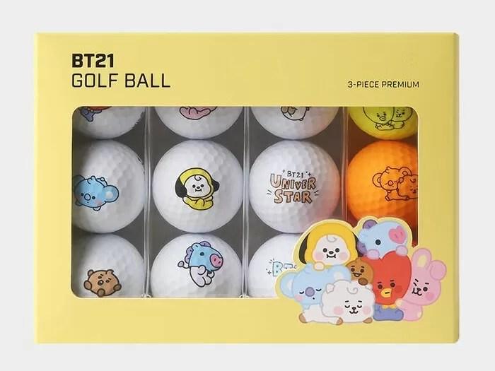 【BTS】BT21ゴルフグッズがついに日本で発売!正規品購入方法などまとめ