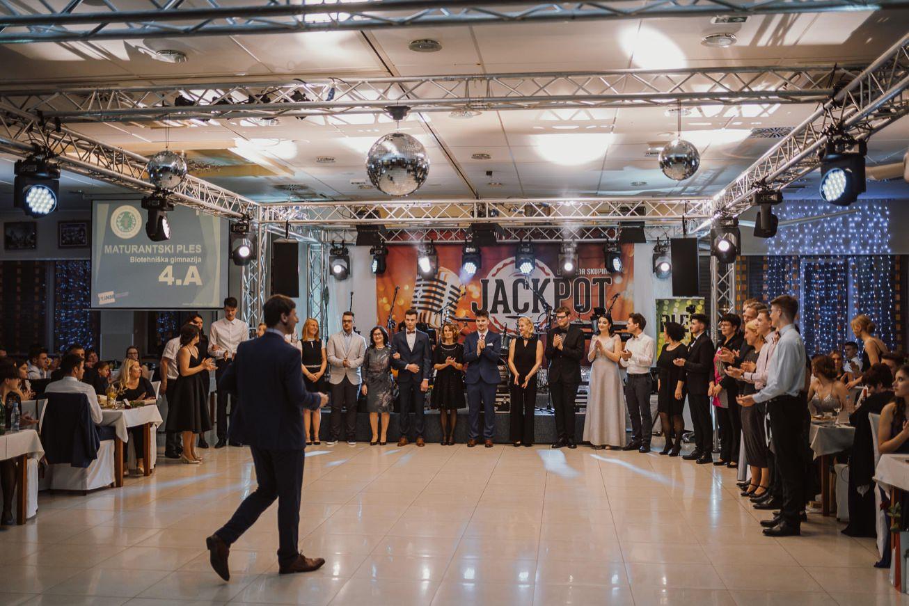Gospodarsko razstavisce Ljubljana fotograf maturantski ples 39