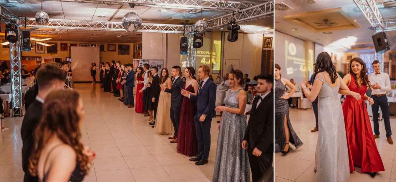 Gospodarsko razstavisce Ljubljana fotograf maturantski ples 92