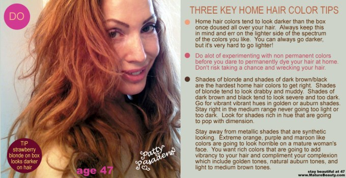 Best At Home Hair Coloring Tips Gallery - Triamterene.us ...