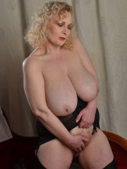 old mature girdle