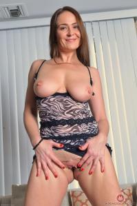 Ze heeft mooie grote tieten
