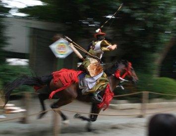 寒川神社流鏑馬祭