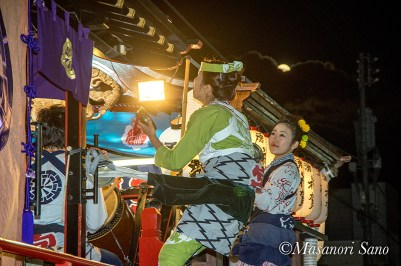 11月4日神賀と宮本の競り合い