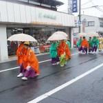 台風と祭り