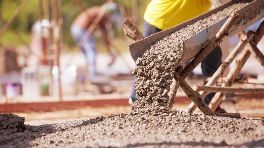 In-situ Concrete Casting