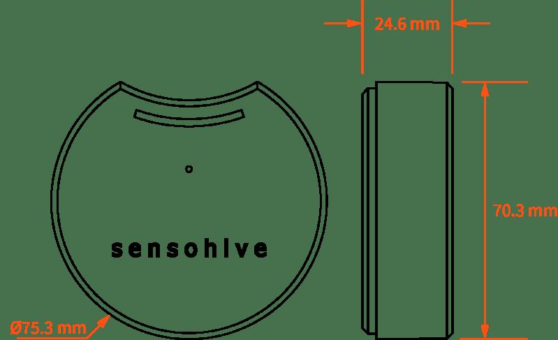 Technical Drawing of Orbit 3