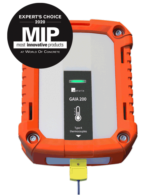 Gaia 200 Most innovative product 2020