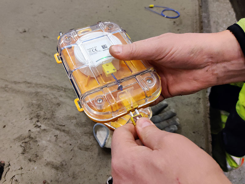 Connect Transmitter