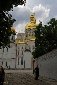 Pecherska Lavra Monastery and its paintings