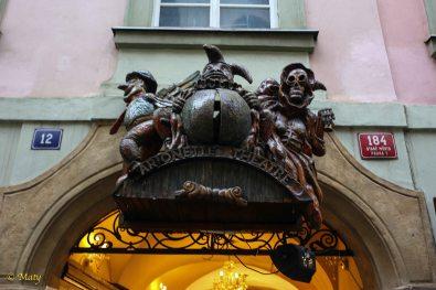 Winter 2015 Vacation - Prague, Czech Republic, January 2015 607
