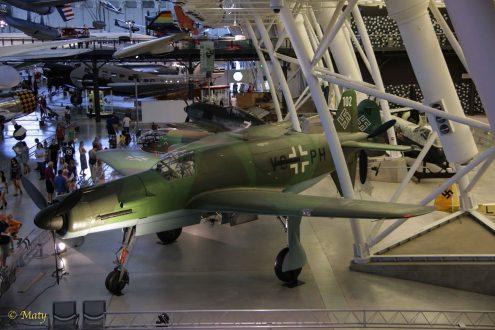 Dornier Do 335 A-1 Pfeil