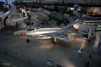 Mikoyan-Gurevich MiG-21F Fishbed C