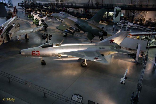 Mikoyan-Gurevich MiG-21F Fishbed C